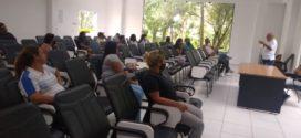 Agentes de Saúde fazem capacitação para combate a dengue em Barra Mansa