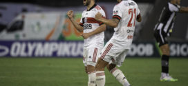 Flamengo vence o clássico e afunda mais o Botafogo na zona de rebaixamento
