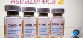 Pinheiral recebe 1.570 doses da AstraZeneca