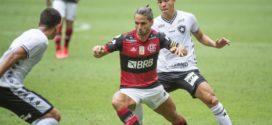 Pressionados, Botafogo e Flamengo fazem clássico no Brasileirão