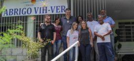 Antonio Furtado destina R$ 100 mil para o Abrigo Vih-Ver