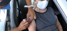 Barra Mansa vacina mulheres de 53 anos contra a Covid-19