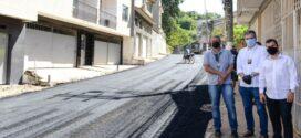 Rodrigo Drable e Antonio Furtado acompanham ações em Barra Mansa