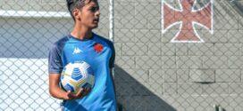 Jovem de Volta Redonda demonstra confiança e planeja título no Brasileiro Sub-17