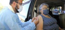 Quatis promove 8° drive-thru de vacinação contra Covid-19