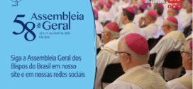 Campanha da Fraternidade 2022 é apresentada aos bispos durante a 58º Assembleia Geral da CNBB