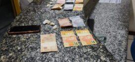 Polícia Militar detêm suspeitos de tráfico em Vassouras