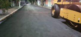 Prefeitura recupera asfalto em rua do bairro Campos Elíseos