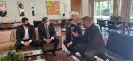 Antonio Furtado discute mudanças no sistema prisional com Arthur Lira