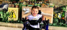 Família realiza feijoada para arrecadar verba para neurocirurgia de menino de 3 anos