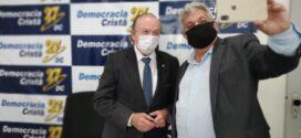 Eymael cumpre agendas no Rio de Janeiro junto ao deputado Marcelo Cabeleireiro