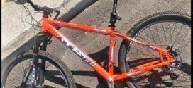 Preso suspeito de furtar bicicleta em Barra do Piraí