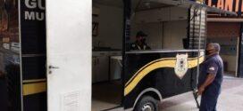 Terceira base fixa da GM em centros comerciais é instalada na Amaral Peixoto