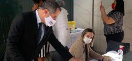 OAB-VR vacina associados contra a gripe