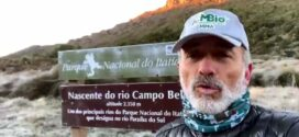 Parque Nacional do Itatiaia registra 5,1 graus negativos