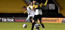 Fluminense perde para o Criciúma e vai decidir a vaga no Maracanã