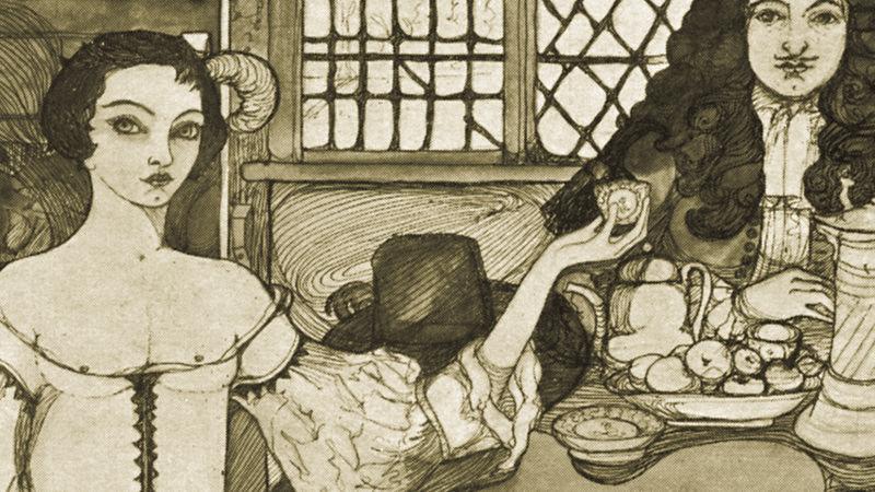 Foi a princesinha portuguesa Catarina de Bragança quem levou o chá aos ingleses
