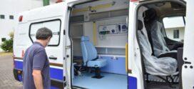 Prefeitura de Porto Real inicia troca da frota de ambulâncias
