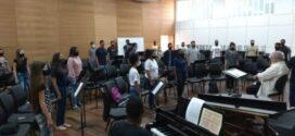 'Cidade da Música' retoma atividades presenciais