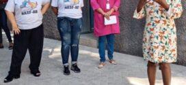 Fátima Lima participa de ação da Campanha Outubro Rosa