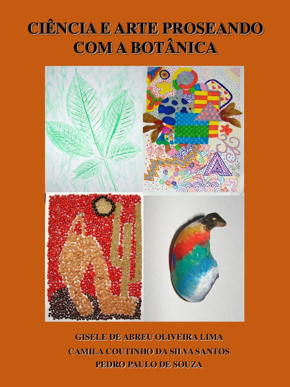 Escritores da região lançam livro sobre arte e botânica na biblioteca Municipal de VR