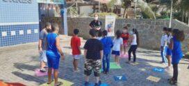 II Escola em Movimento é realizado em Angra dos Reis