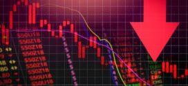 Bolsa cai e dólar sobe antes da reunião do Copom que pode subir Selic em 1,5%