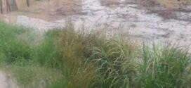 Chuva eleva nível do Rio Paraíba para 4,1m em Barra Mansa