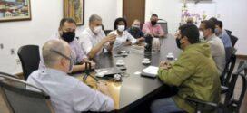 Rodrigo Drable se reúne com representantes da Codin